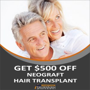 Get 500 Off NeoGraft Hair Transplant