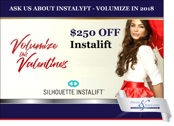 Finger and Associates Special Save $250 on Instalift