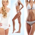 Beautiful women after Plastic Surgery - Breast Reduction and Breast Enhancement