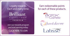 Brilliant Distinctions Loyalty Program Saves you money all year long
