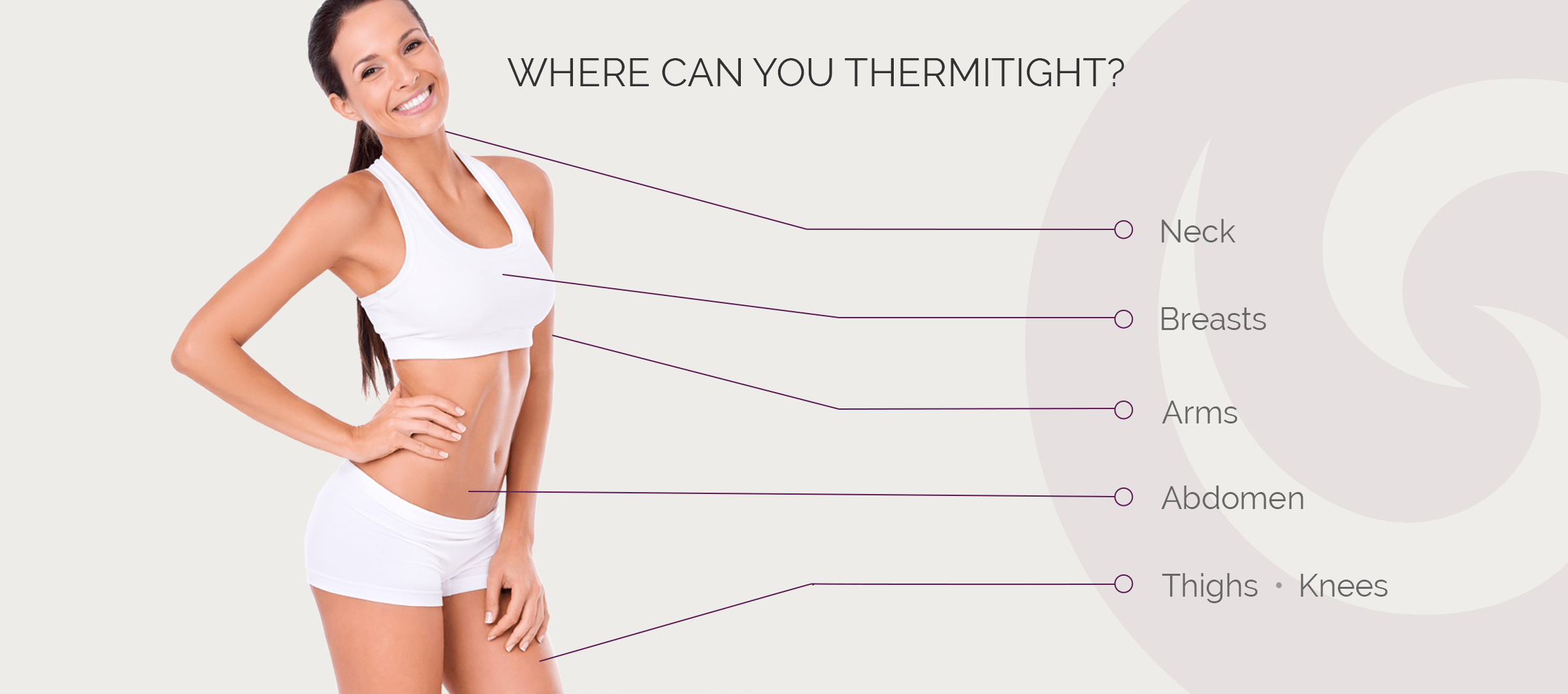 Thermi offers Thermi Tight for skin tightening