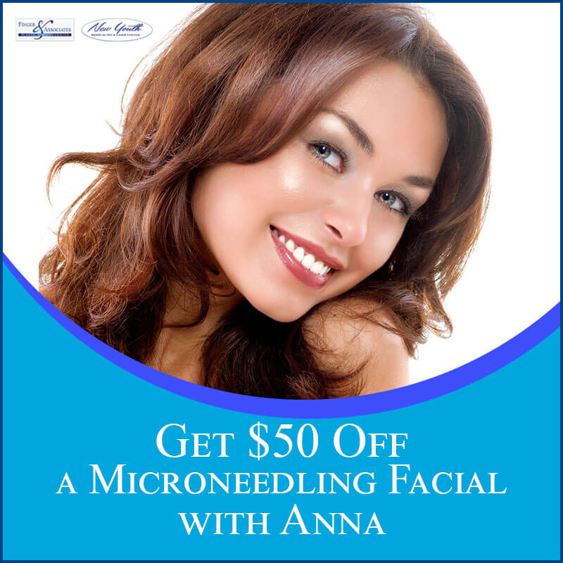 Finger and Associates July and August Specials