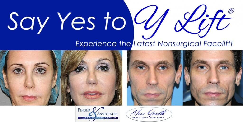 Y Lift Experience the latest nonsurgical facelift