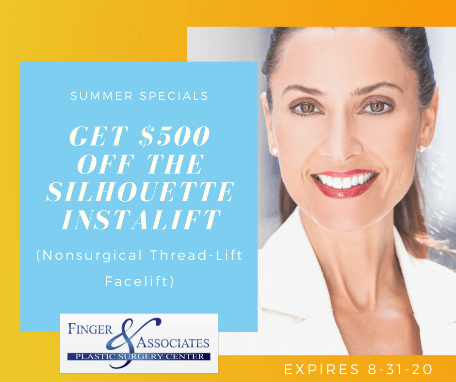 Nonsurgical Facelift at Finger and Associates