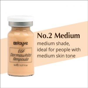 Microneedling Facial with pigments medium Shade - The BB-Glow Treatment