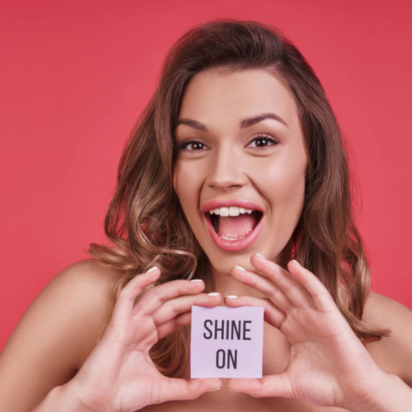 Shine like a star! Hydrated beautiful skin is possible with the Skinwave Aqua Delivery Facial System!