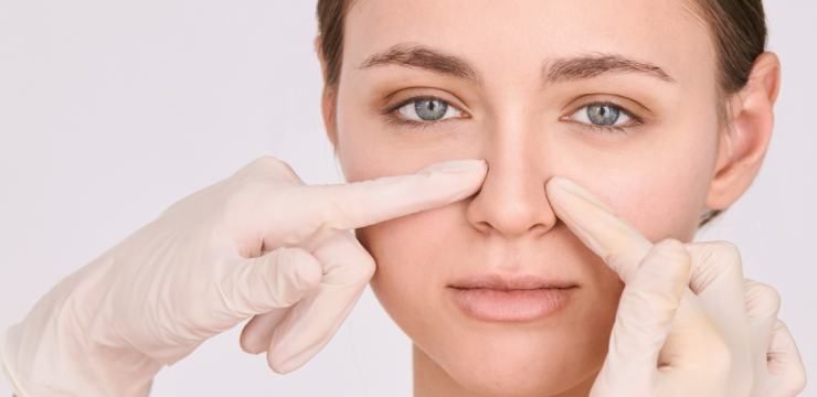 Nose Job Procedure with Dr. Ronald E Finger